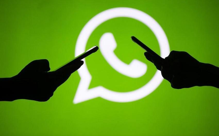 WhatsAppda qara ekran rejimi olacaq