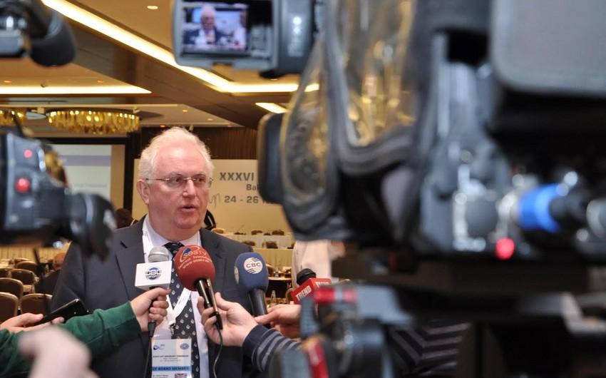 Альберт Вудс: Президент Азербайджана уделяет особое внимание созданию каналов для каноэ в столице