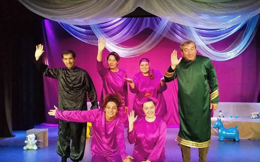 Şuşa Teatrı mövsümü premyera ilə açacaq