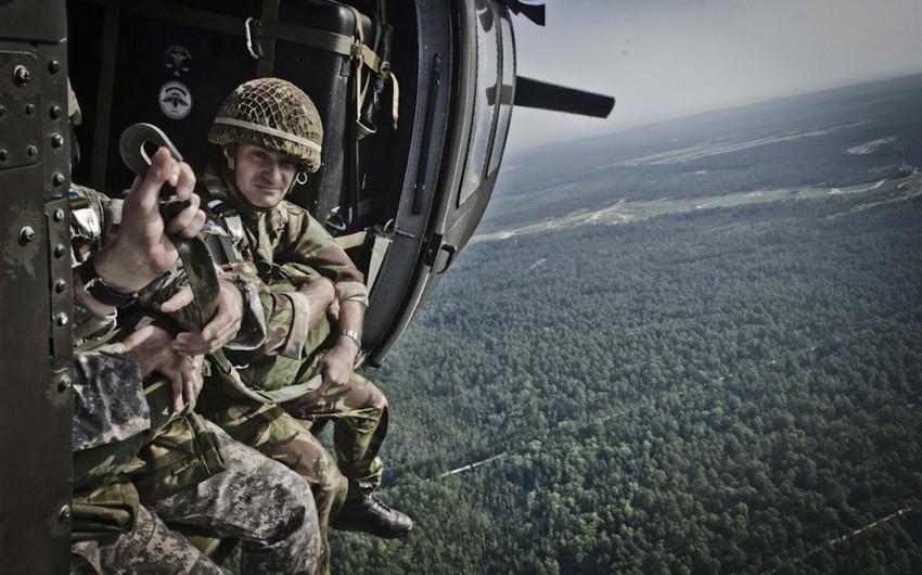 US paratroopers injured during training in Estonia