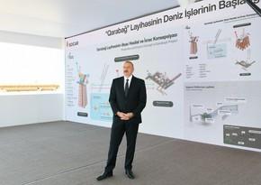 İlham Əliyev: AXC-Müsavat cütlüyü işğala imkan yaratdı