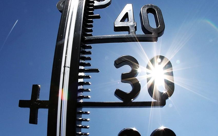 Weather forecast in Azerbaijan for September 8 announced