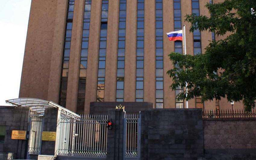 Rusiyanın Ermənistandakı səfirliyinin qarşısında 81 yaşlı kişi özünü yandırmaq istəyib