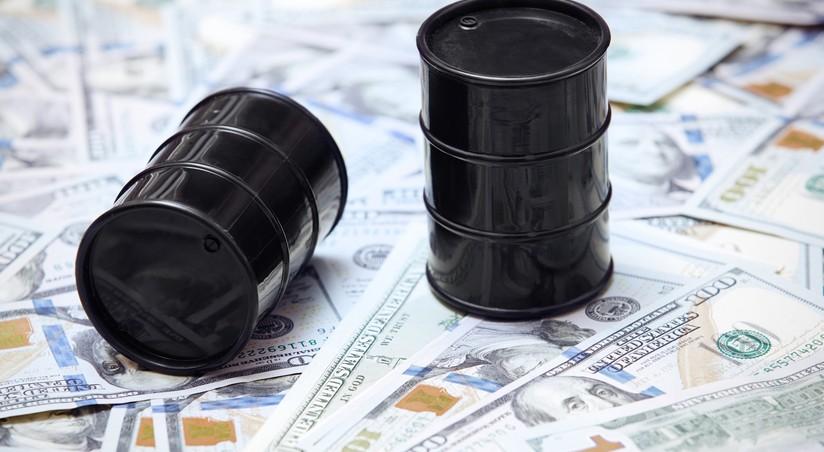 Цена нефти может опуститься до -71 из-за снижения импорта Китаем