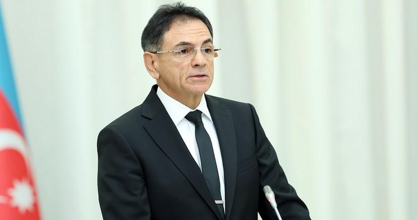 Mədət Quliyev Belarusun müdafiə sənayesi komitəsinin sədri ilə görüşüb