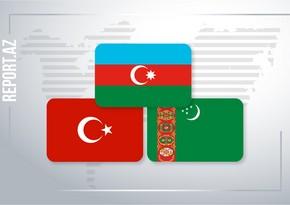Завтра в Анкаре пройдет встреча глав МИД Азербайджана, Турции и Туркменистана