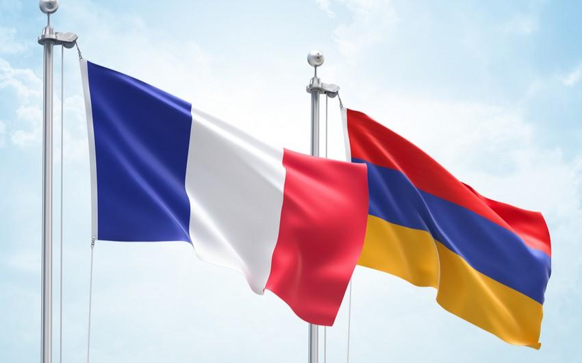 Fransa və Ermənistanın XİN başçıları Qarabağdan danışıblar