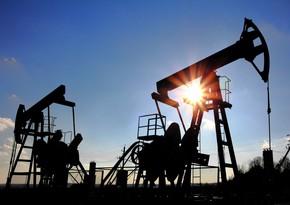 Azerbaijani oil prices drop