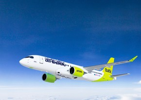 AirBaltic Riqa-Bakı-Riqa reyslərini bərpa edəcək