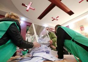 ЦИК: Правящая партия Грузии опережает на выборах сторонников Саакашвили