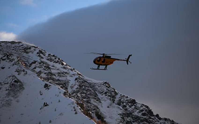Slovakiyada helikopter qəzaya uğrayıb, 4 nəfər ölüb