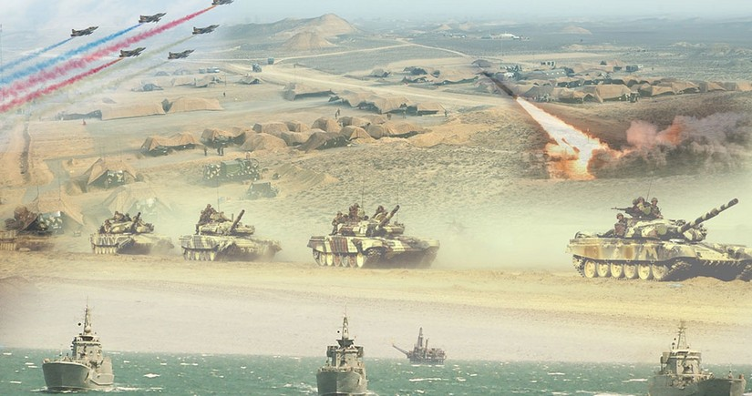 Azerbaijani Army launches exercises