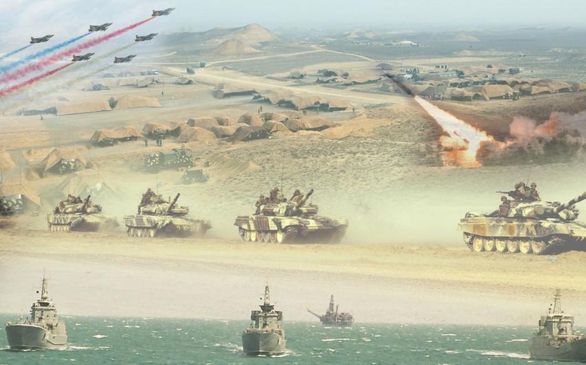 В армии Азербайджана начинаются учения