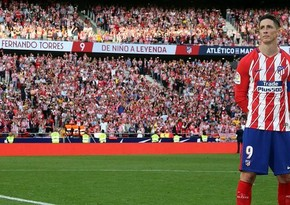 Fernando Torres Atletikoya baş məşqçi təyin olundu