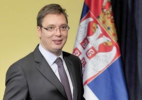 Сербия направит в Азербайджан высокопоставленную делегацию