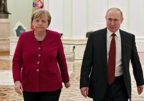 Merkel, Putin to discuss Afghanistan