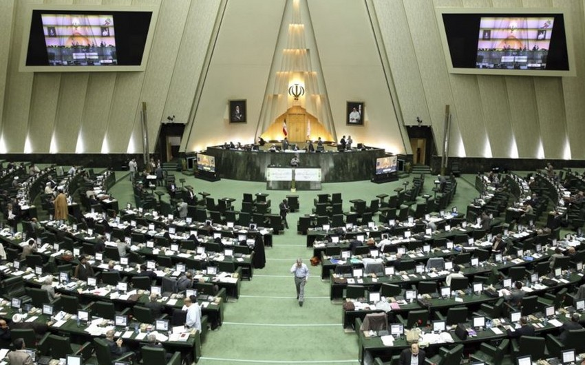 Iranian parliament passes bill approving nuclear deal