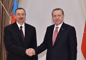 Ilham Aliyev phones Turkish President Recep Tayyip Erdogan