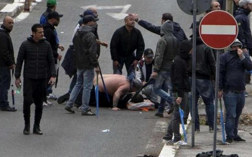 Итальянский болельщик приговорен к 26 годам лишения свободы