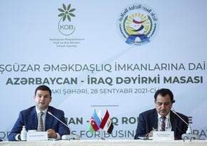 Azərbaycan və İraq arasında 2 sənəd imzalanıb