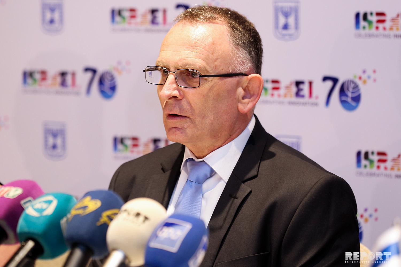 Ambassador: Azerbaijan and Israel established multilateral and strategic relations