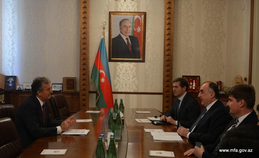 Diplomatic mission of Serbia's ambassador to Azerbaijan ends