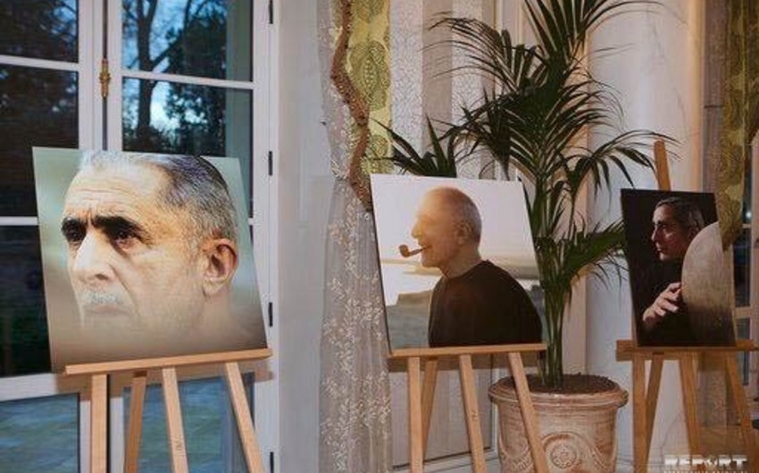 Alim Qasımovun fotoları YUNESKO-nun igamətgahında asılacaq