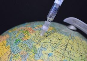 ВОЗ: Менее 10% жителей планеты имеют антитела к COVID-19
