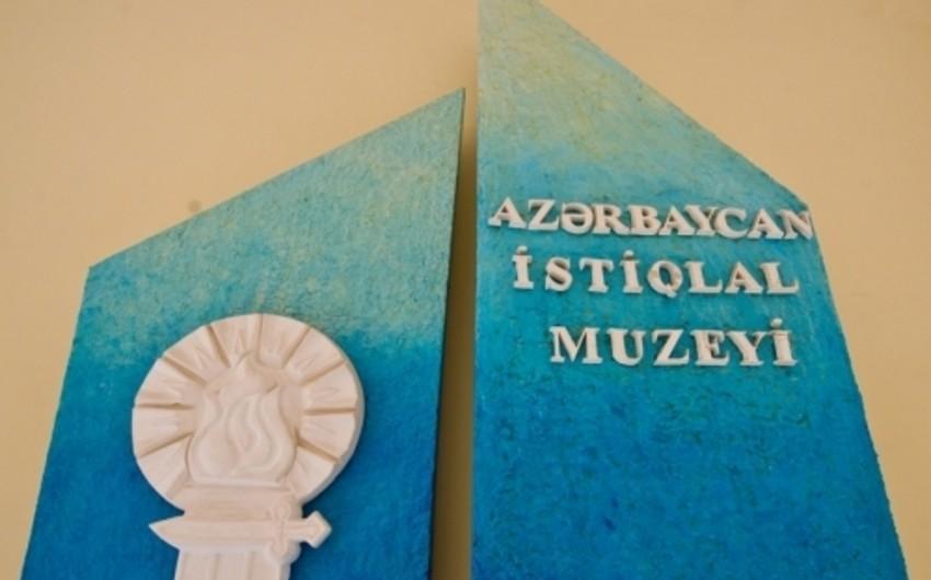 İstiqlal Muzeyi 20 Yanvara həsr edilən tədbir keçirəcək