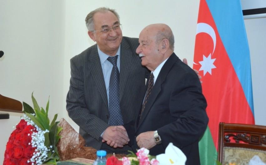 Tarixçi-alim Məmmədəli Paşayevin 90 illik yubileyi keçirilib