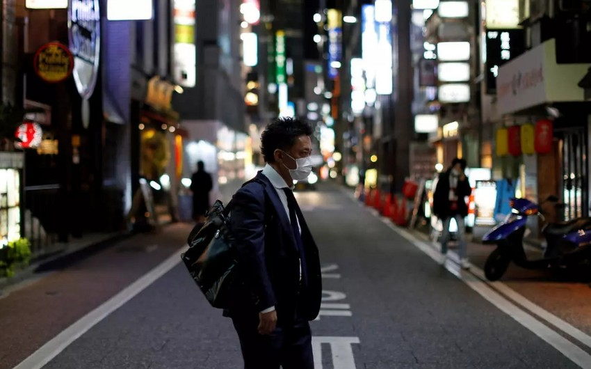 Tokio-2020: Yaponiyada fövqəladə vəziyyət elan olundu