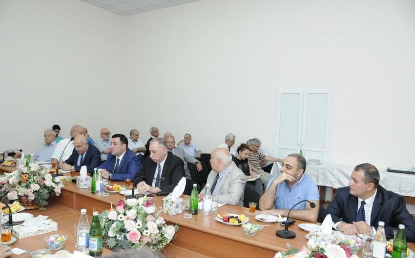 """Rusiyanın """"Qazprom"""" şirkətinin nümayəndələri ADNSU-da olublar"""