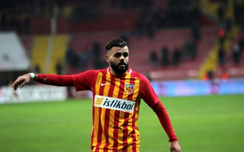 Türkiyə klubunun futbolçusu Azərbaycan millisindən imtina etdi