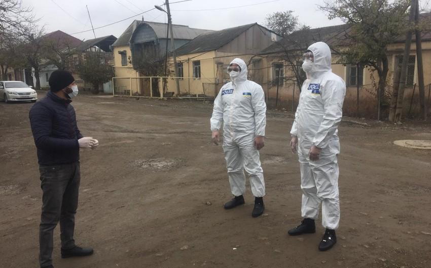 Dünən 32 koronavirus xəstəsinə cinayət işi başlanılıb