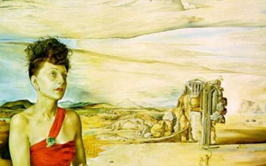 Livanda Salvador Dalinin oğurlanmış əsəri aşkar edilib