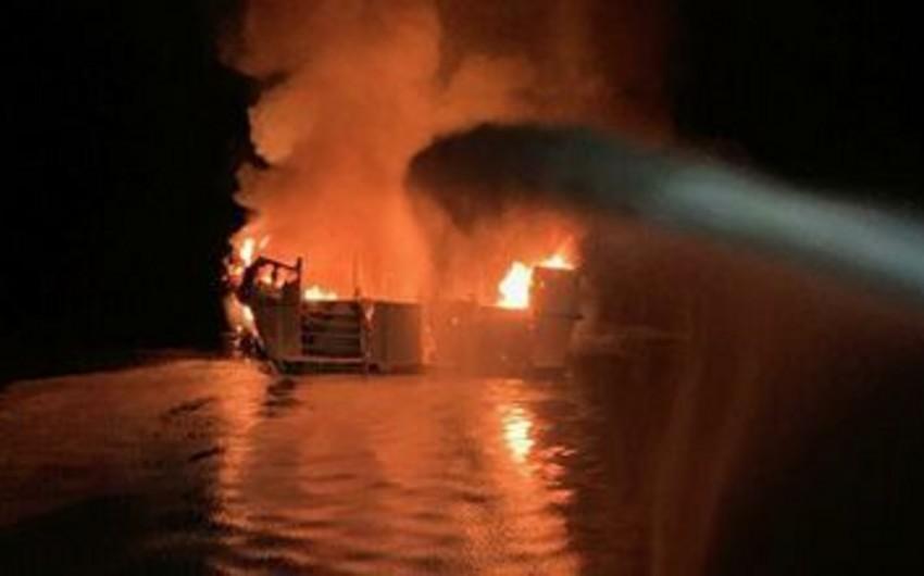 В Калифорнии нашли тела 33 погибших пассажиров затонувшего судна