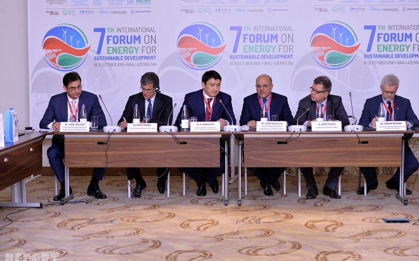 Азербайджан увеличит долю альтернативных источников энергии до 20% к 2020 году