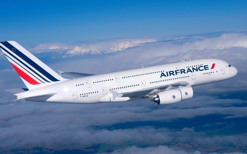 Air France Venesuelaya təyyarə reyslərini ləğv edib