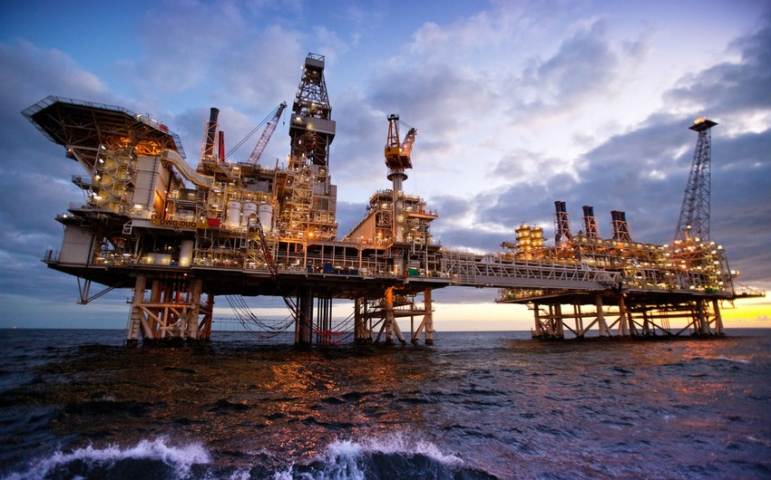 Benthic signs for offshore geotechnical investigation in ACG platform