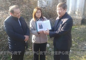 Представители ТЮРКСОЙ и Тюркского совета совершили поездку в Физули