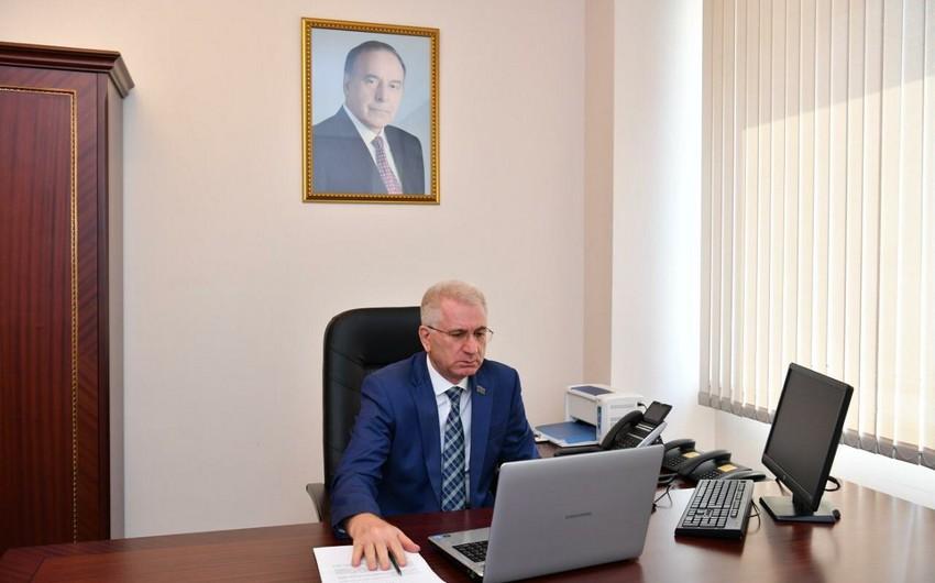 """Milli Məclisdə Ali təhsil haqqında""""qanun layihəsi hazırlanacaq"""
