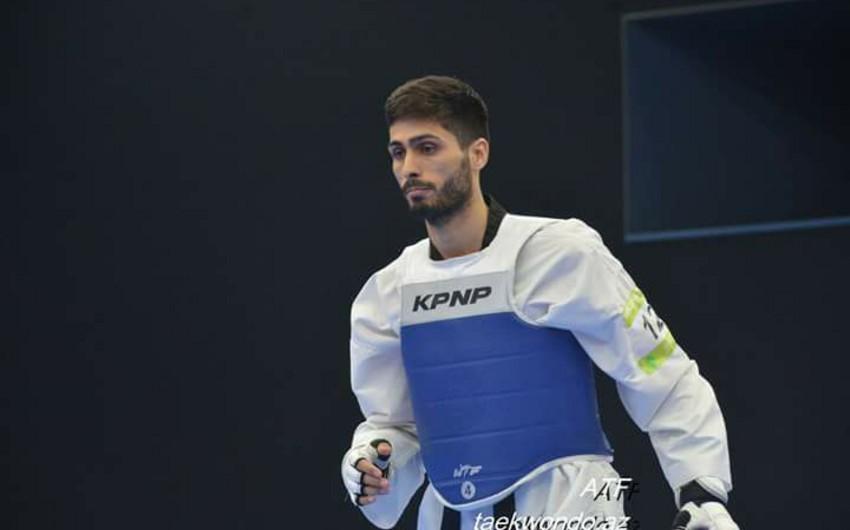 Azərbaycan taekvondoçusu Avropa çemionatında medal qazanıb