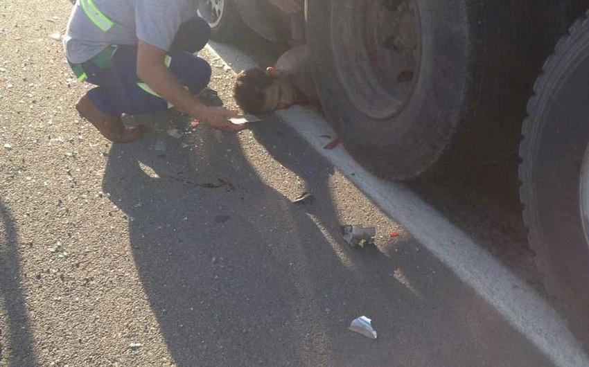 Türkiyədə 20 maşın toqquşub, 5 nəfər yaralanıb