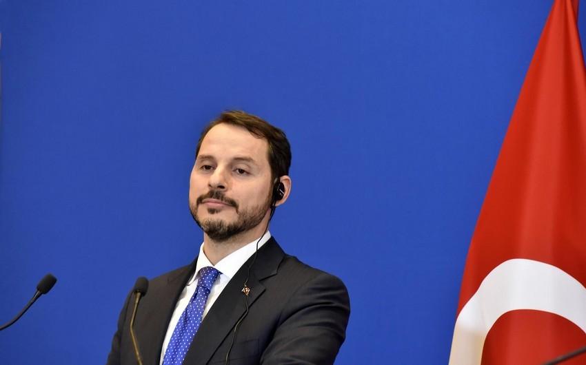 Министр финансов Турции заявил об уходе в отставку
