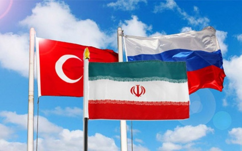 Astana formatının iştirakçıları Suriyanın suverenliyini dəstəklədilər