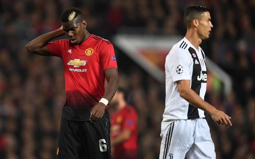Манчестер Юнайтед готов обменять Погба на Роналду
