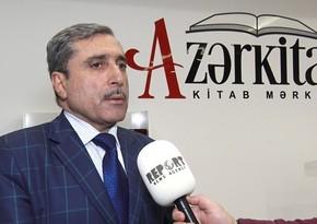 """""""Azərkitab""""ın layihə rəhbəri: """"Polislərin kitaba olan marağı cəmiyyət üçün də bir nümunədir"""" - VİDEO"""