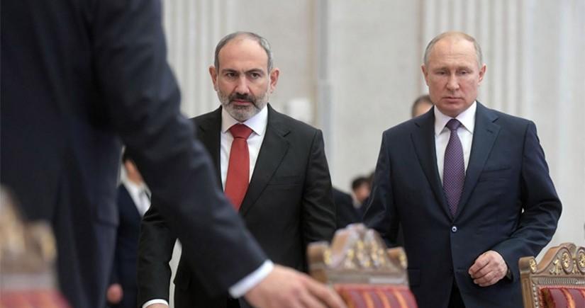 Пашинян на переговорах в Москве – деловой визит или инструктаж Кремля? - КОММЕНТАРИЙ