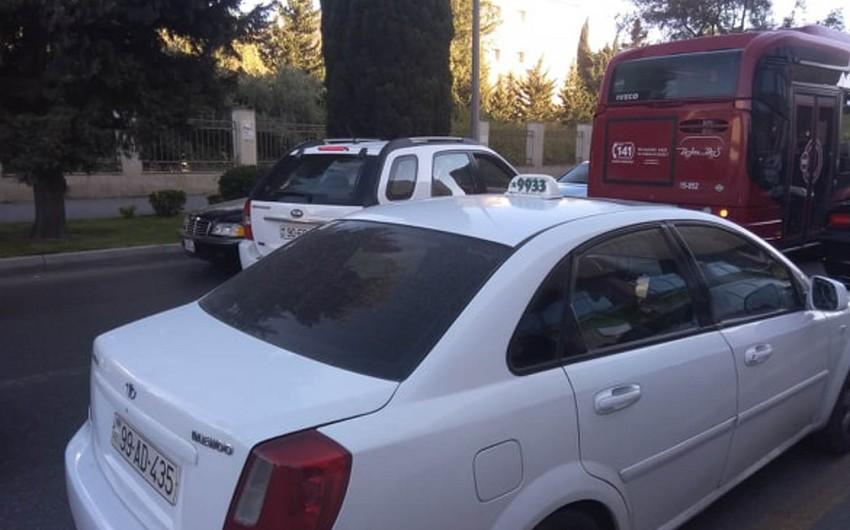 """BNA """"Baku Bus""""un avtobusunun iştirakı ilə baş verən qəzaya münasibət bildirib"""