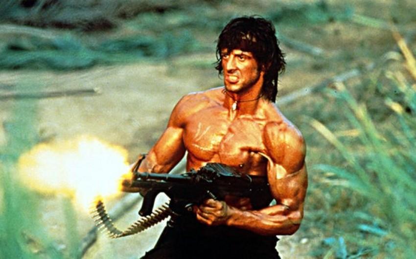 Stallone Kann kinofestivalında Rembo-V filmini təqdim edəcək